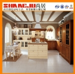American standard white kitchen cabinets free standing wholesale price