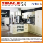 China high quality PVC kitchen cabinets