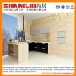 Waterproof Acrylic Kitchen Cabinet