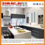 BRK-J1006 Morden Customized stylish acrylic kitchen cabinet