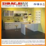2014 New design UV kitchen cabinet
