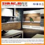 flat integral kitchens