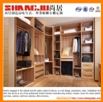 wardrobe MDF with corner cabinet